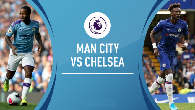 Prediksi English Premier League 2019-2020 : Manchester City vs Chelsea.