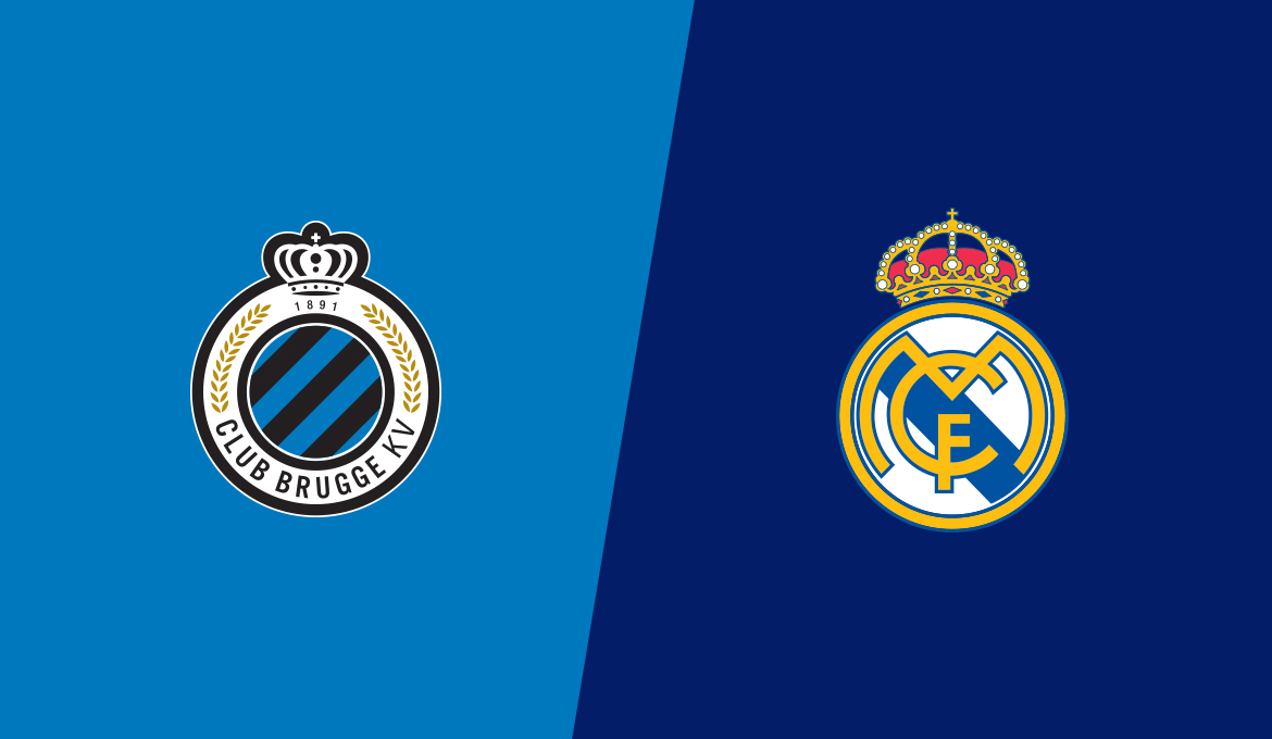 Prediksi Champions League 2019-2020, Group A : Club Brugge KV vs Real Madrid.