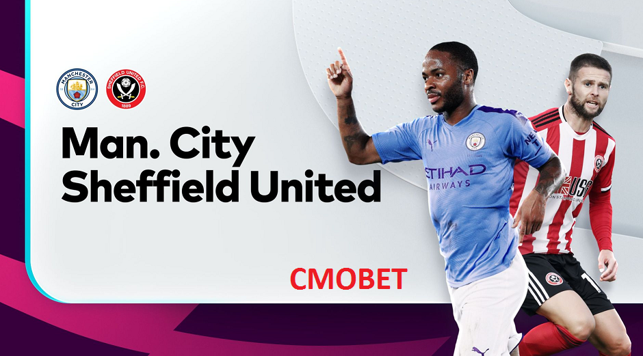 Prediksi English Premier League 2019-2020 : Manchester City vs Sheffield United.