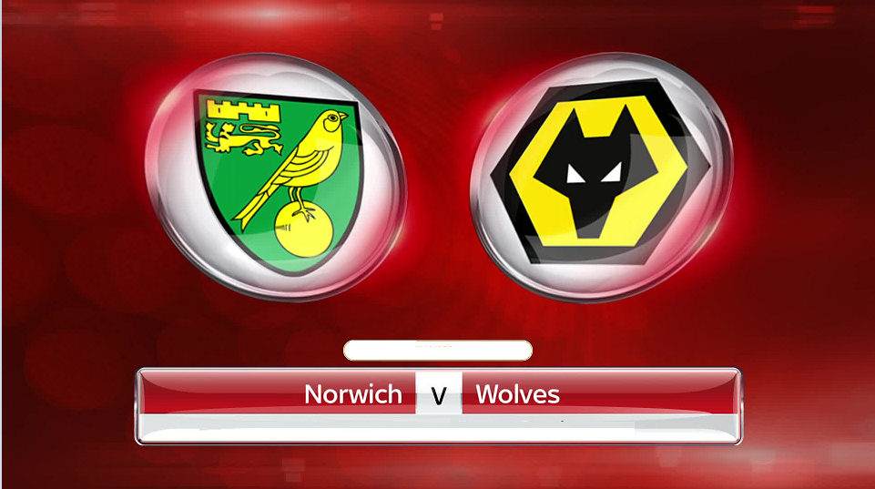 Prediksi English Premier League 2019-2020 : Norwich City vs Wolverhampton Wanderers.