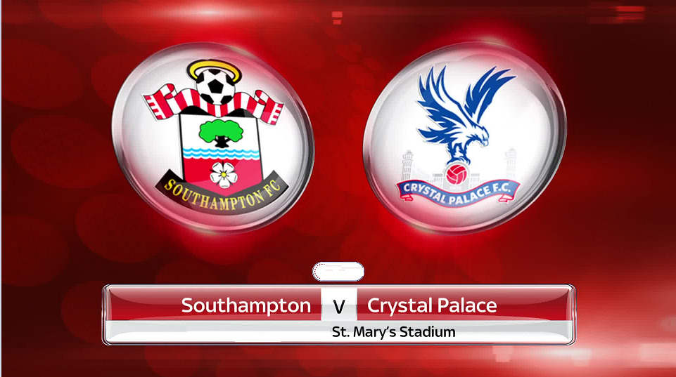 Prediksi English Premier League 2019-2020 : Southampton vs Crystal Palace.