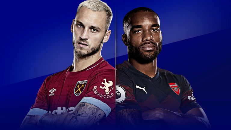 Prediksi English Premier League 2019-2020 : West Ham United vs Arsenal.
