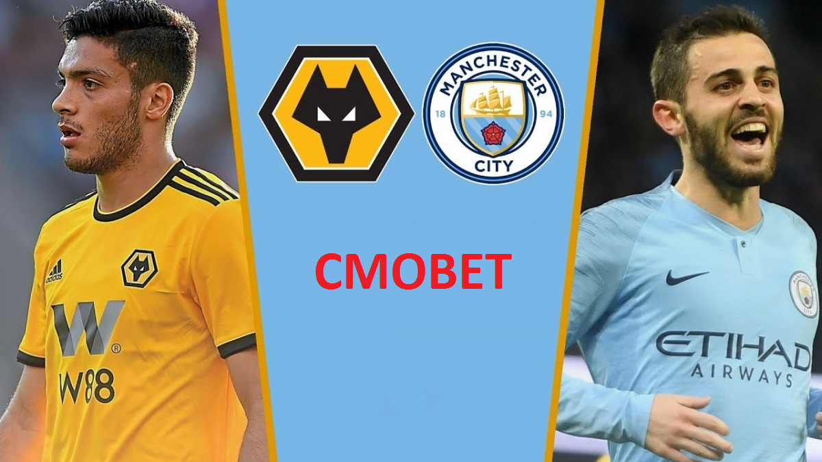 Prediksi English Premier League 2019-2020 : Wolverhampton Wanderers vs Manchester City.